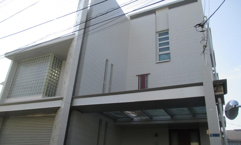 神奈川県鎌倉市T様邸外壁及び屋上防水工事